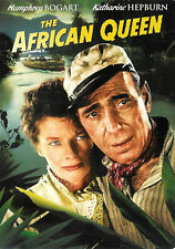 The African Queen - Katharine Hepburn - New Factory Sealed Dvd with Slipcover