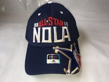 NEW Adidas Official 2014 NBA All Star Weekend Hat NOLA Zion Williams Embroidered