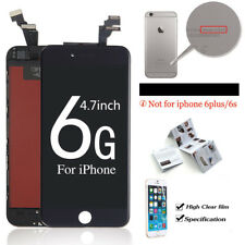 FOR iPhone 7 8 6 6s Plus 5 5C 5S LCD Touch Screen Replacement Digitizer + Button