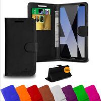 Custodia Case Flip Cover Anukku Pelle Portafogli Libro Per Huawei Mate 10 Pro