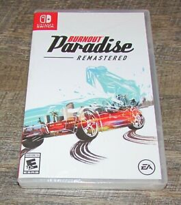 Burnout Paradise Remastered (Nintendo Switch) Brand New / Fast Shipping