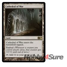 Cathedral Of War X4 M/NM Magic: The Gathering MTG 2013 Core Set M13