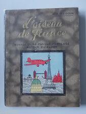 Tintin - Hergé - L'oiseau de France - l'Europe - TBE!!! (1)