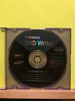 Pre-owned ~ Samsung DVD Writer Nero8 Software Disc PC CD-Rom, 2008