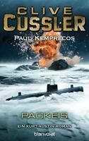 TOP TB Clive Cussler & Paul Kemprecos - Packeis