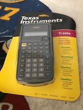 Texas Instruments Ti-30Xa Scientific Calculator Sat/Act/Ap math school college