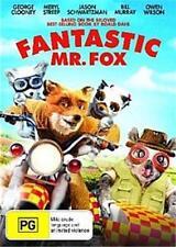 FANTASTIC MR. FOX : NEW DVD