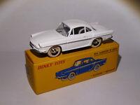 Renault Floride  réf. 543 + certificat  au 1/43 de dinky toys atlas
