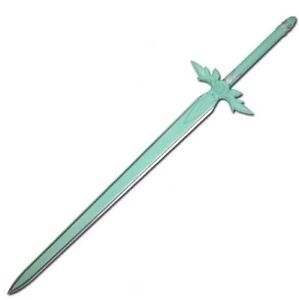 110cm SAO Kirigaya Kazuto Alicization Blue Rose Sword Art Online Cosplay Prop