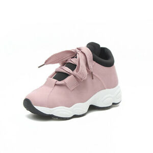 Women Shoes Lace-Up Chunky Sneakers for Women Vulcanize Shoes Casual Breathable