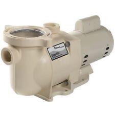 Pentair 340038 SuperFlo Single Speed 115/230V 1HP Pool Pump