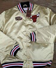 Mitchell & Ness Jordan Chicago Bulls 1998 Finals Championship Jacket Satin 2xl