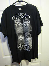Duck Dynasty Get Your Ducks In a Row T Shirt L  Uncle Si Phil Robertson A&E