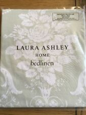 Laura Ashley Pillowcase Josette Hedgerow Green