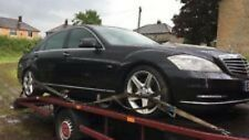 Mercedes S CL W221 W220 used damaged Spares Or Repair salvage Parts Door Handle