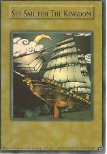 YU-GI-OH CARD: SET SAIL FOR THE KINGDOM - ULTRA RARE - YGLD