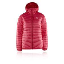Vestes et imperméables de randonnée rouge pour femme