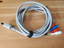 New listing Official Nintendo Wii Component Audio video Cable Rvl-011 Oem Authentic Original