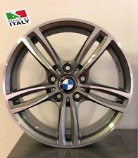 """Cerchi in lega BMW Serie 1 2 3 z3 z4 x1 x3 da 17"""" NUOVI OFFERTA BICOLOR SUPER"""