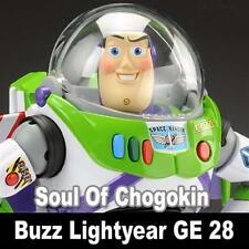 BANDAI SOUL OF CHOGOKIN DISNEY TOY STORY BUZZ LIGHTYEAR FIGURE ES AQ1326