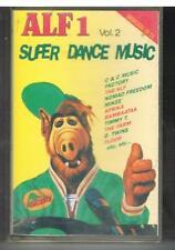 ALF 1 - SUPER DANCE MUSIC VOL.2 -  SONY 1991 - SPAGNA -  MUSICASSETTA