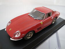 Best 9001 Ferrari 275 GTB 4 RUOTE A RAGGI, rot, 1:43, unbespielt, TOP !