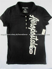 75% OFF! AUTH AEROPOSTALE 87 VERTICAL JERSEY POLO SHIRT MEDIUM BNW US$ 24.5+