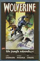 Wolverine Annual #nn 1989 Jungle Adventure Apocalypse Signed Copy Mignola  D