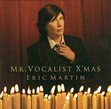 Eric Martin Mr Vocalist Xmas Japan CD Obi 2009 Rock Sony SICP 2422 Christmas
