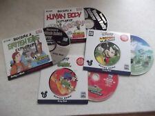 Disney Classics PC Cd Action Games.x 4