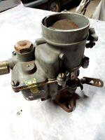 ER4-16 Zenith Carburetor World Rebuilt GM Ford Rat Rod 1 Barrel Single 961 Base