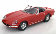 1:18 KK-Scale Ferrari 275 GTB/4 NART Spyder spoke rims 1967 red