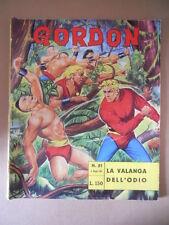 GORDON n°21 1965 edizioni Spada   [G734B] BUONO