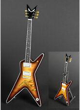 Miniature Guitar - Dean ML TBZ - by Axe Heaven including Stand