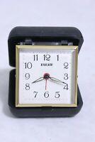 Equity Vintage Folding Travel Alarm Clock Working