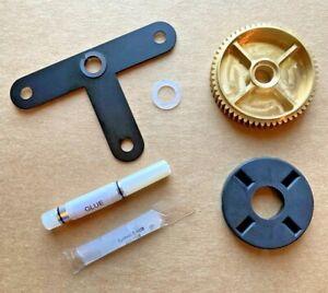 00-04 Corvette 93-02 Firebird Headlight Motor Repair Kit Brass Gear