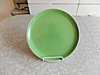 "ONEIDA ""COLOR BURST"" LUNCH/SALAD PLATE in the KIWI GREEN COLOR"