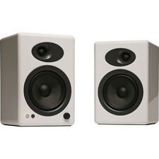 "Audioengine A5+ 5"" Active 2-Way Speakers (Pair, White)"