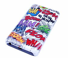 Custodia per Samsung Galaxy S Advance i9070 Borsa Custodia Protettiva Case Cover Comic Boom