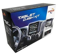 Carrichs 11-18 Jeep Wrangler JK Tablet Dash Mount for Apple iPad Mini 1 2 3