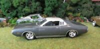 """* 1/64 * Johnny Lightning * 1973 Dodge Charger """" Muscle Car 3 Release 3 """""""