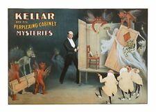 Magic Prints: Kellar And His Perplexing Cabinet Mysteries