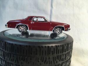 Johnny Lightning 1976 Oldsmobile Cutlass Supreme - Opening Hood!
