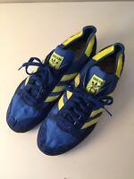 Vintage Adidas Marathon 80 UK 7.5  US 8.5  EU 41 1/3 Made in West Germany Bayer
