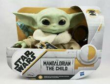 "Star Wars The Mandalorian Talking Plush ""The Child"" (Baby Yoda) - BRAND NEW"