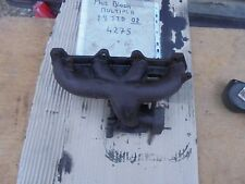 FIAT CAST IRON EXHAUST MANIFOLD FROM 1.9 DIESEL MULTIPLA