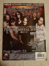 Terrorizer Magazine Issue 135 Power Metal Special Pt. 1
