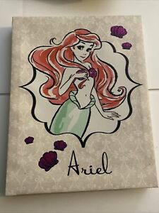 artissimo disney glitter Ariel