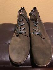 GUESS Men's Suede Hi-top Shoes - Size 12