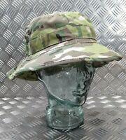 Forces Spéciales Court Brim CACHOU Bush Jungle Hat BTP//mtp multicam armée 60 cm